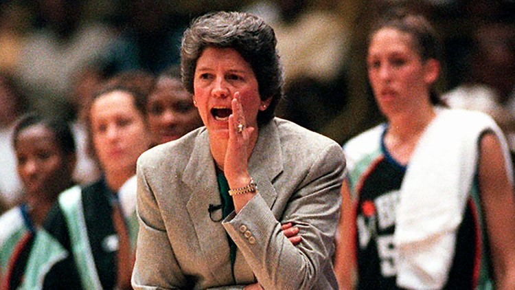 Nancy Darsch, former Ohio State and WNBA coach, dies at 68