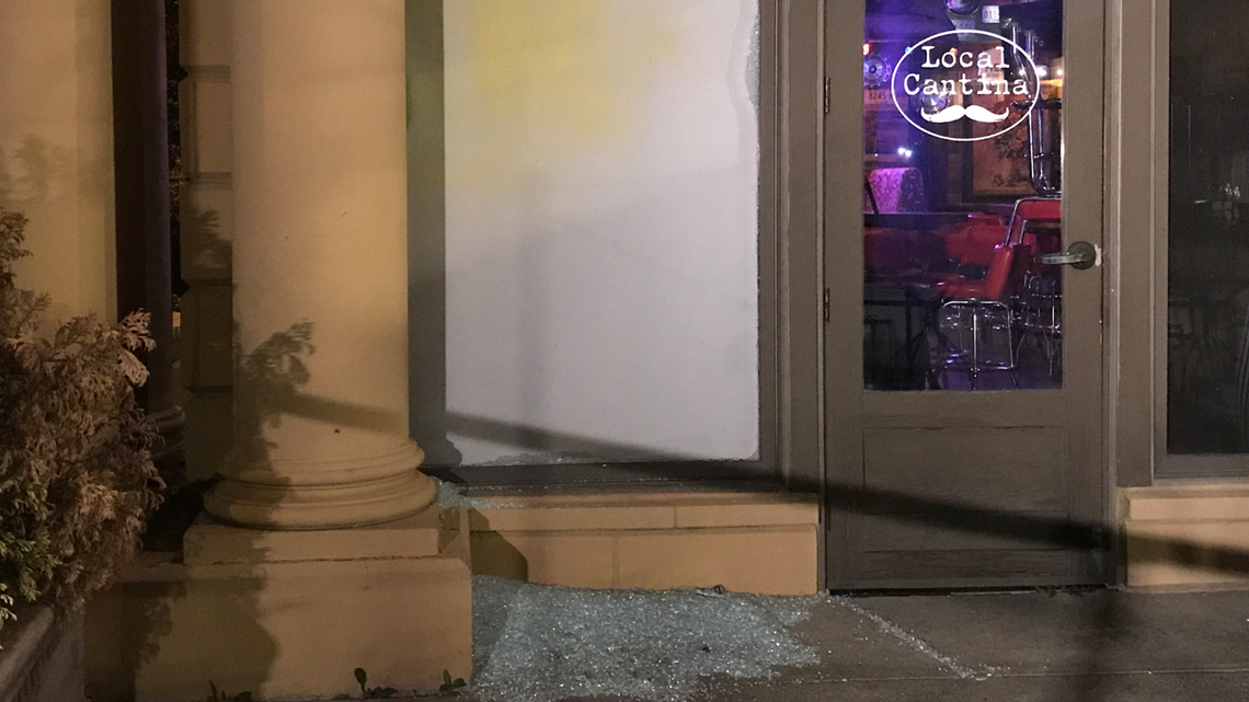 No one hurt after shots were fired outside Short North restaurant