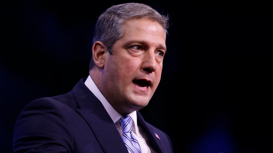 Congressman Tim Ryan tests positive for COVID-19