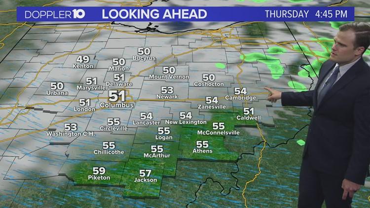 Thursday forecast, April 15, 2021