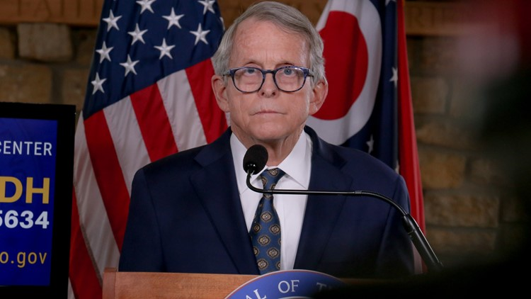 DeWine: Ohio amending health orders to comply with updated CDC guidance