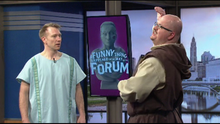 Columbus Performing Arts Center presents 'A Funny Thing Happened on the Way to the Forum'