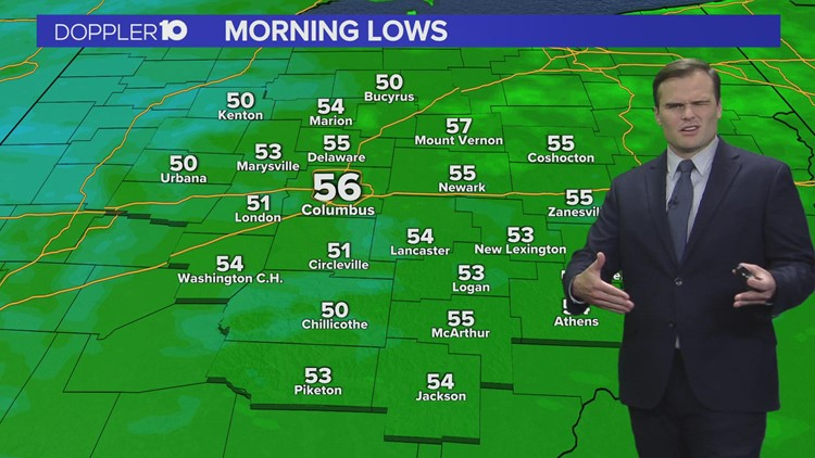 Monday Forecast | August 2, 2021