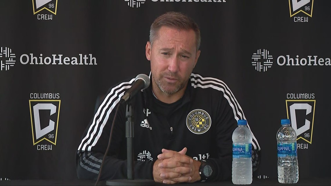 Columbus Crew confident heading into team's first game at Lower.com Field