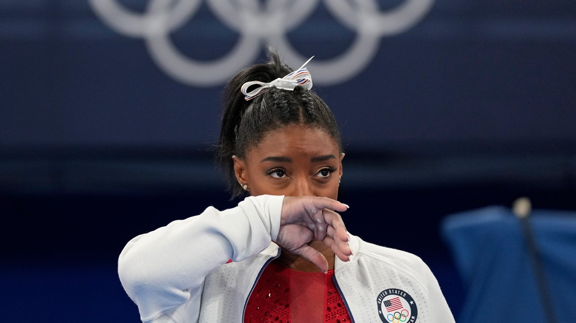 Ohio parents talk pressures of competitive sports following Simone Biles withdraw