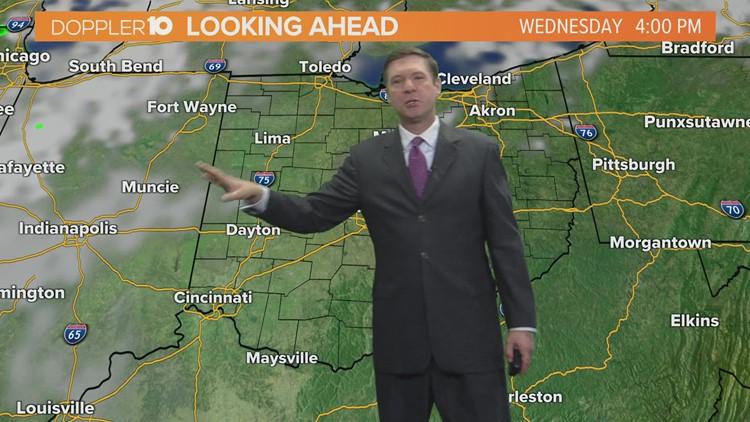 Columbus, Ohio weather forecast   Oct. 20, 2021