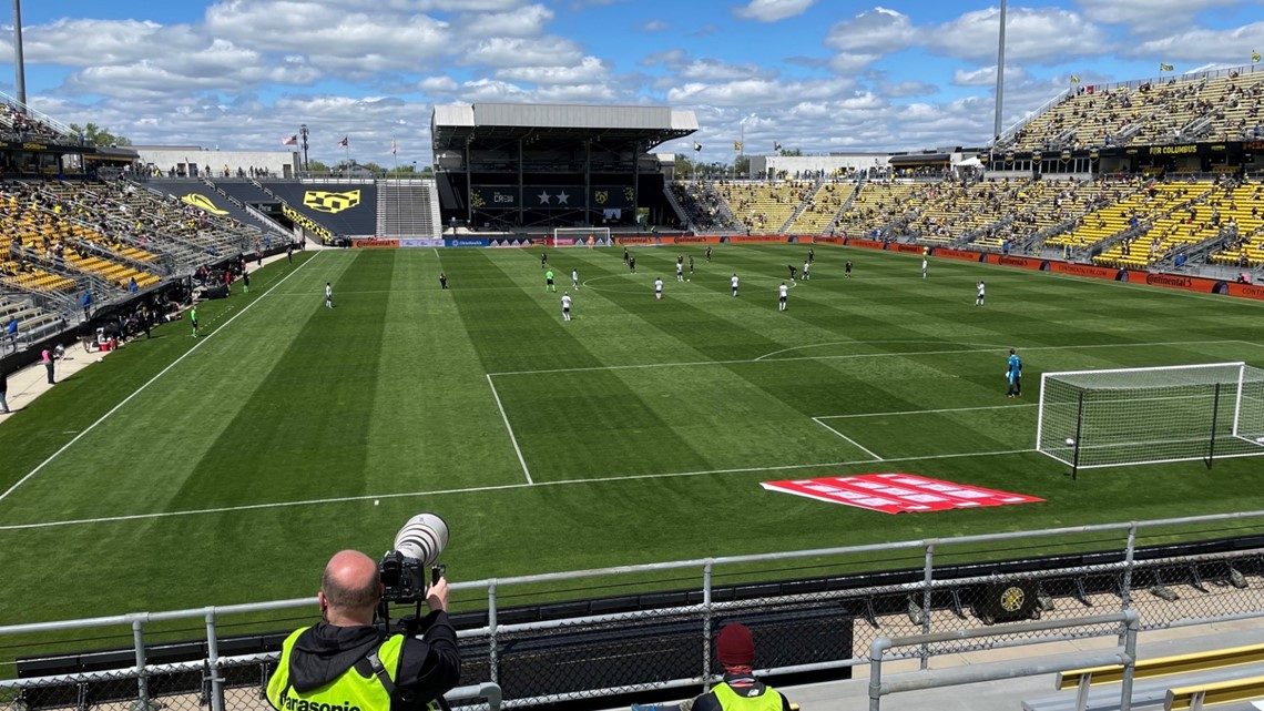 Columbus Crew to host final match at Historic Crew Stadium
