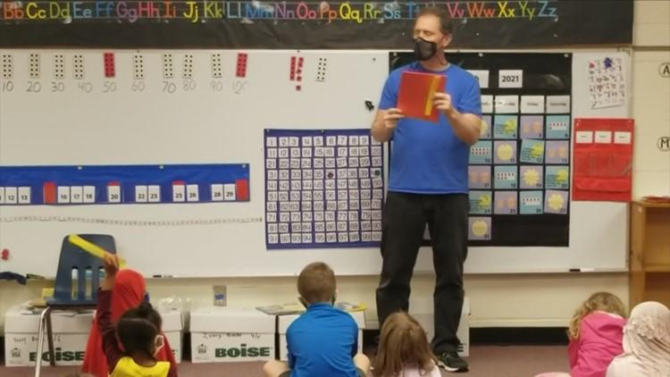 Meet David Walker, a Classroom Hero