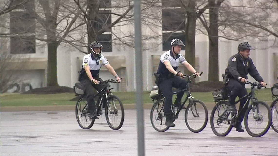 Columbus police hope to partner with bicycle officers to help solve homicides