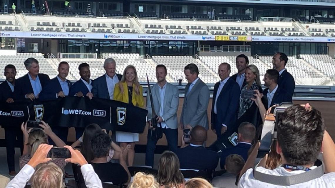 Columbus Crew celebrates new stadium's opening with ribbon-cutting ceremony