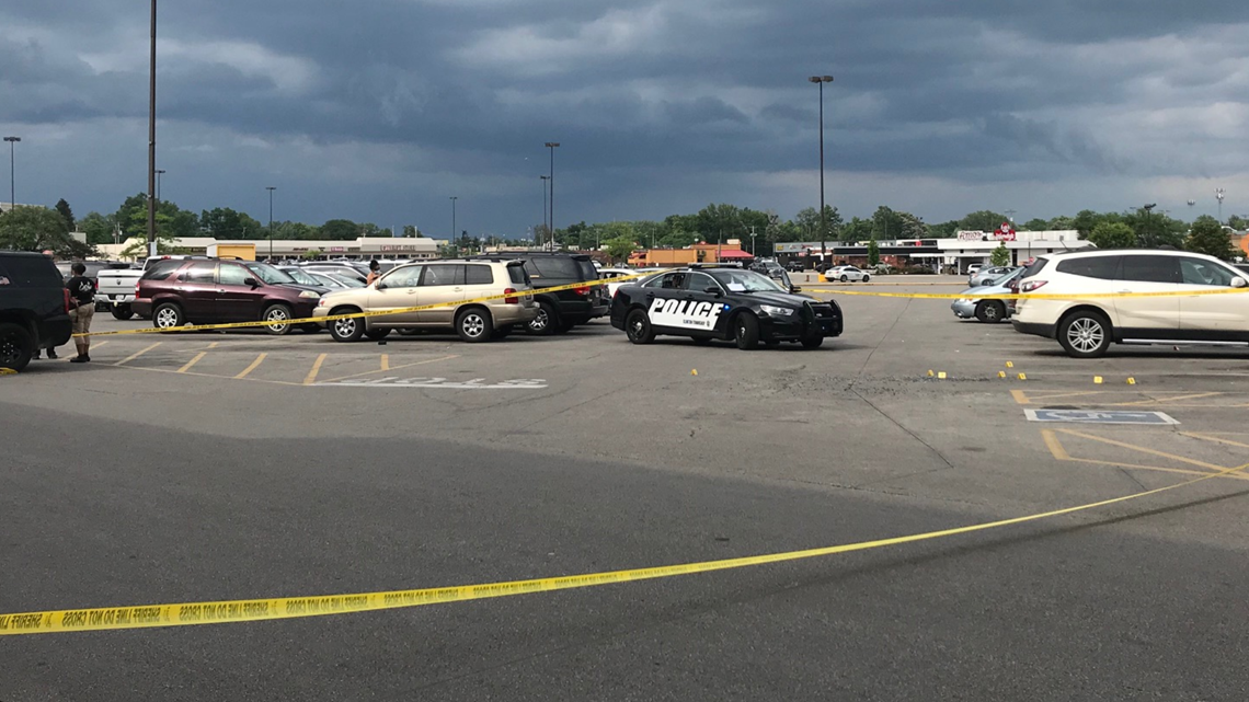 Police: 2 juveniles injured in shooting outside Northern Lights Shopping Center