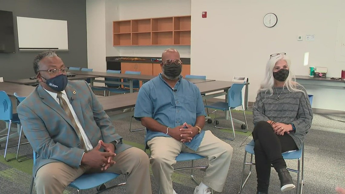 Full Interview: Leaders of Columbus' Group Violence Intervention program discuss efforts to reduce crime