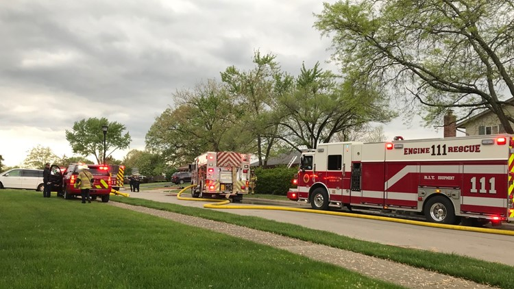 89-year-old woman dies in Westerville house fire