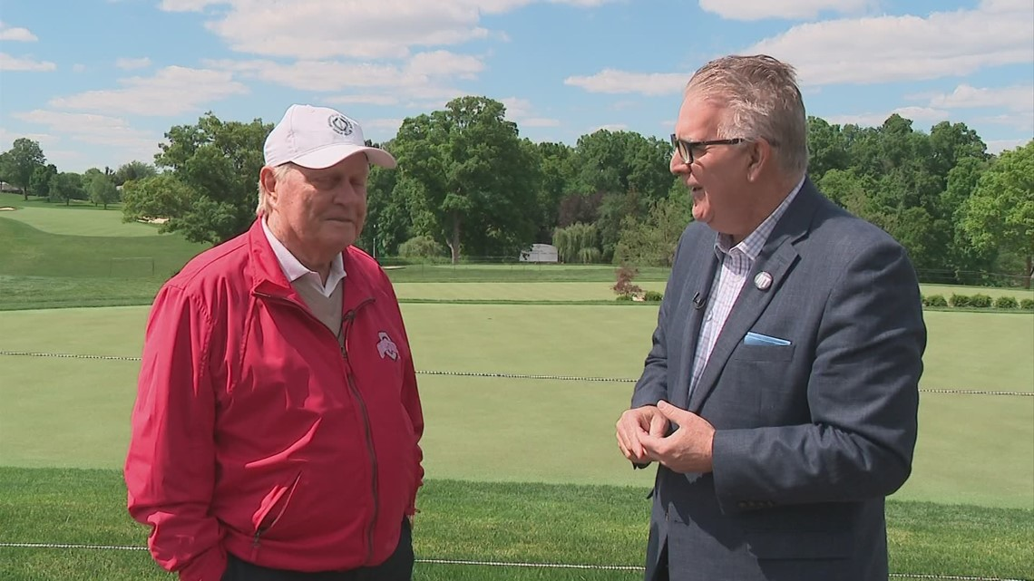 Jack Nicklaus talks changes to Muirfield ahead of The Memorial Tournament