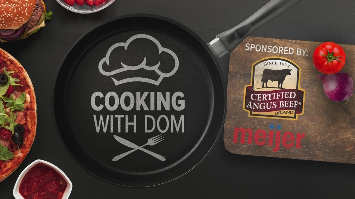 Cooking with Dom: Smash Burgers