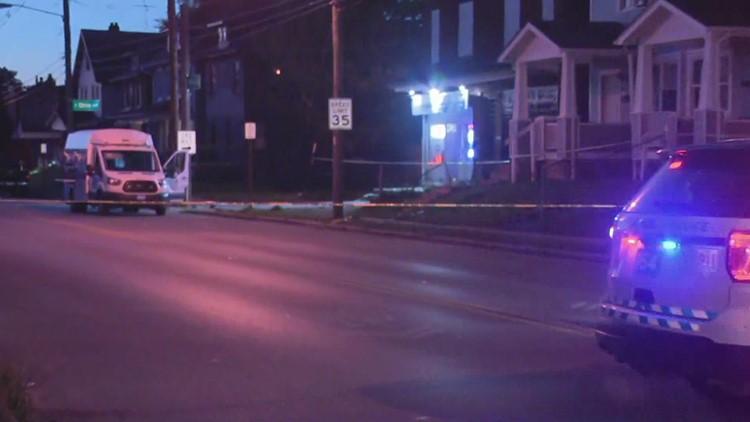 Man killed, 3 hurt in south Columbus shooting