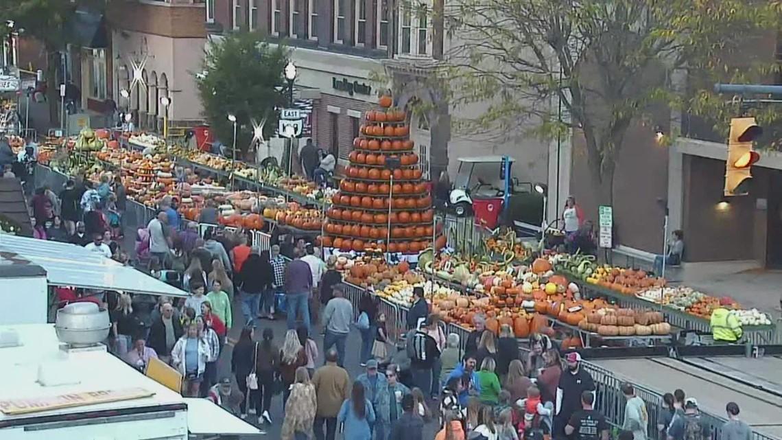 2021 Circleville Pumpkin Show kicks off Wednesday