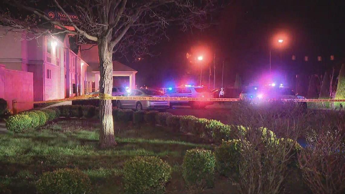 1 killed in shooting at north Columbus hotel