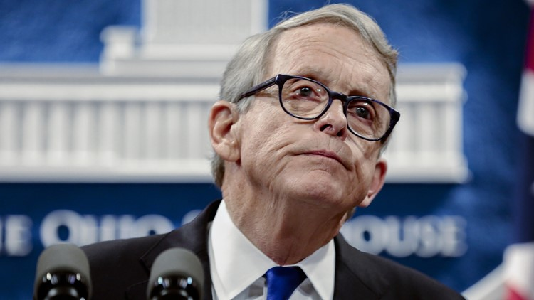 DeWine faces choppy political waters 1 year into pandemic