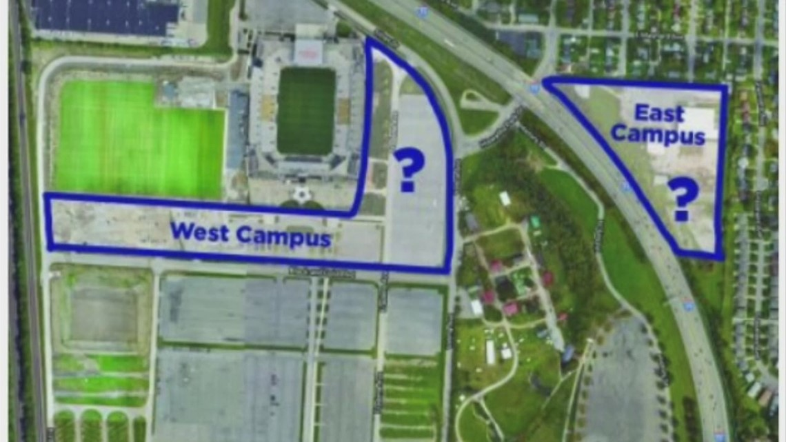 Community members, leaders hopeful for new sports park near Historic Crew Stadium
