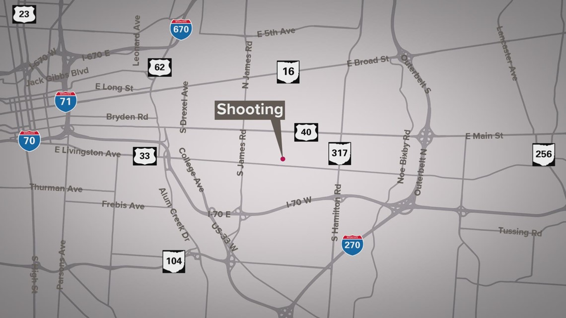 Police: 68-year-old man killed in east Columbus shooting