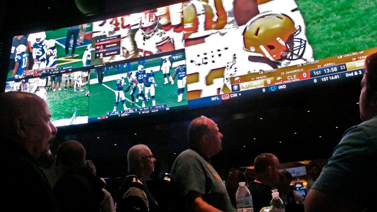 Ohio lawmakers introduce bill to legalize sports gambling in the state