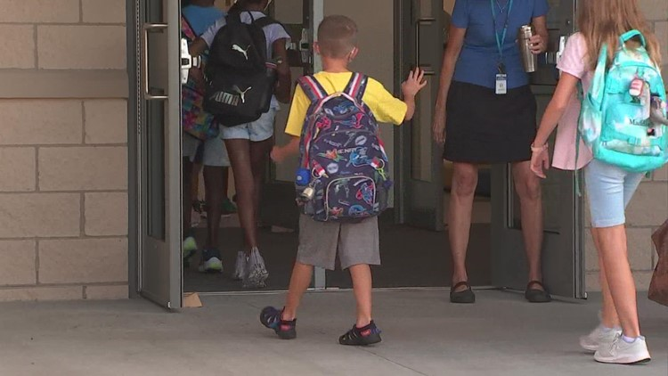 Mommy Moment: Separation anxiety as school begins