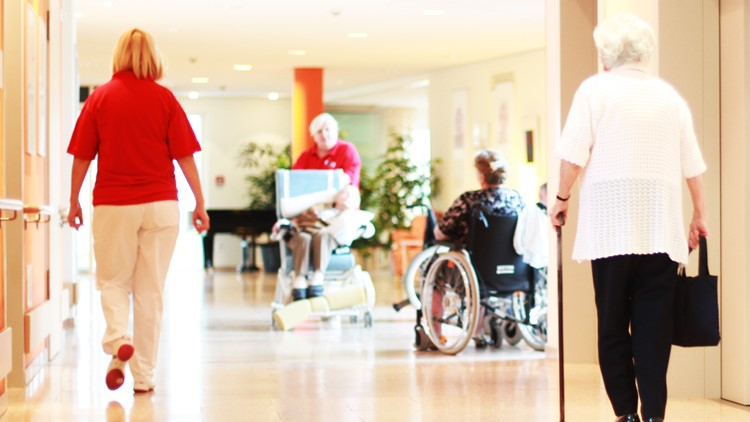 Nursing homes cited for infection control during pandemic later got millions in incentive payments