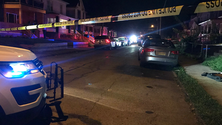 1 killed in shooting near downtown Columbus