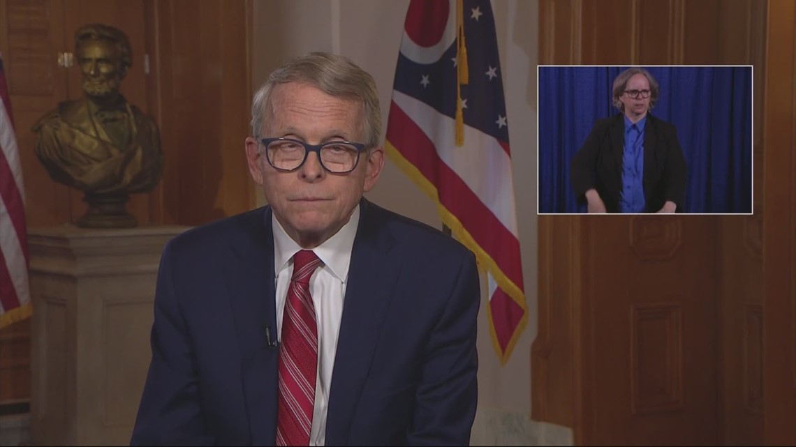 'It's time': Gov. DeWine announces state's COVID-19 health orders will be lifted June 2