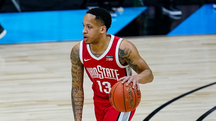 Ohio State's CJ Walker hires agent, plans to enter NBA Draft