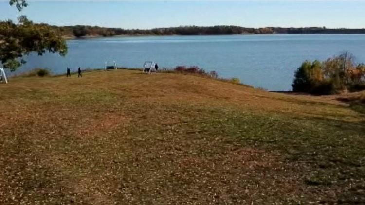 Drone10: Deer Creek State Park