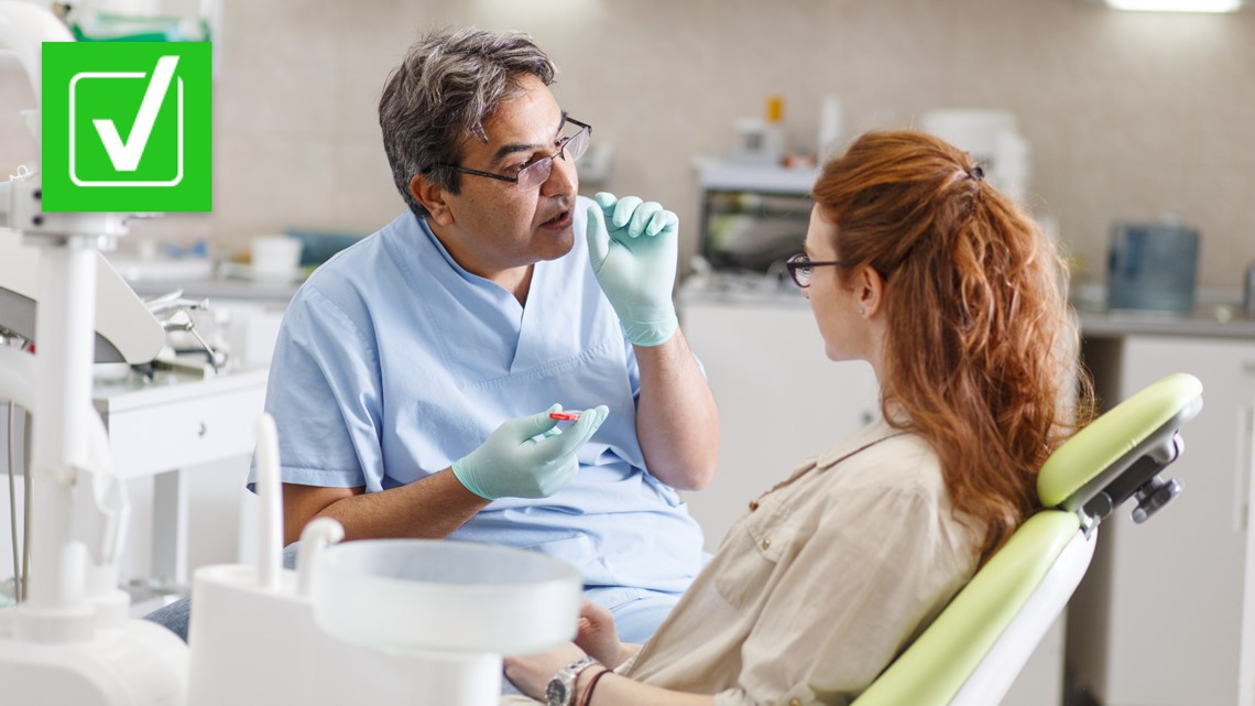 Yes, the dentist can charge you an extra PPE cost