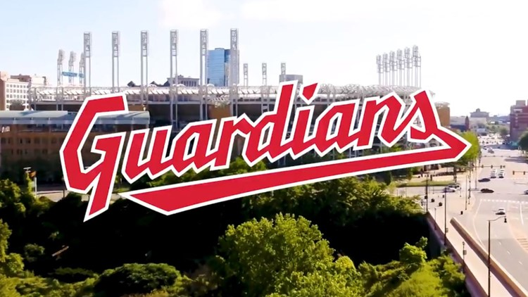 Cleveland Indians announce 'Guardians' as new name
