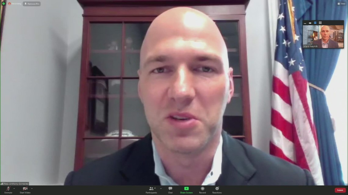 Rep. Anthony Gonzalez not seeking re-election in 2022