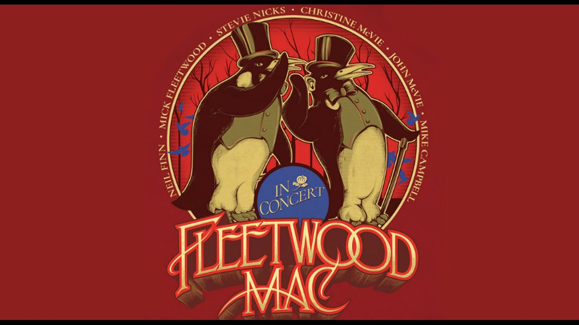 Fleetwood Mac brings tour to Columbus this fall | 10tv.com