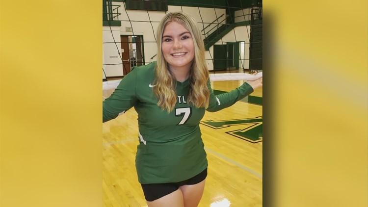 Athlete of the Week: Tori Thompson