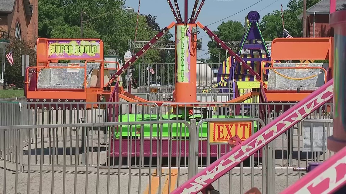 State officials detail ride safety changes from Tyler's Law ahead of fair season