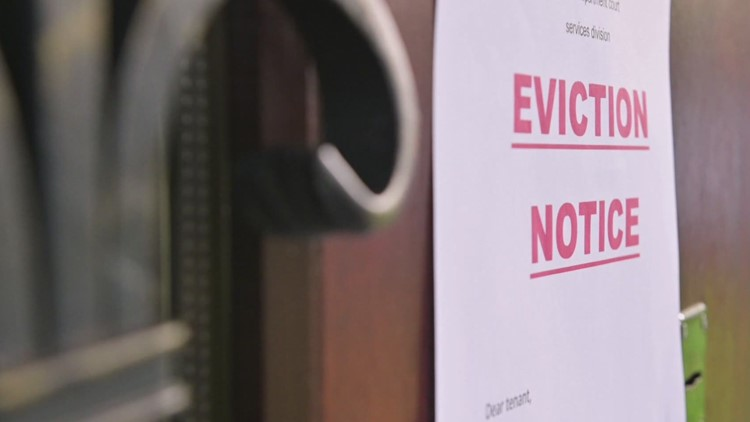 Moratorium on evictions hasn't stopped flow of new eviction cases from being filed in court