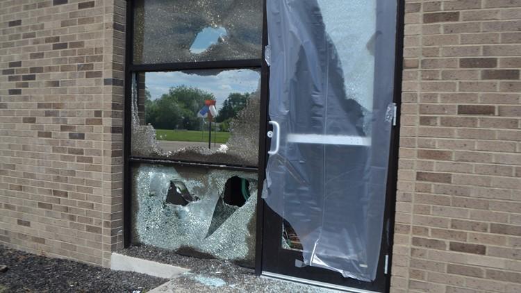 Police: 6 kids break into Columbus school, cause $35,000 worth of damage