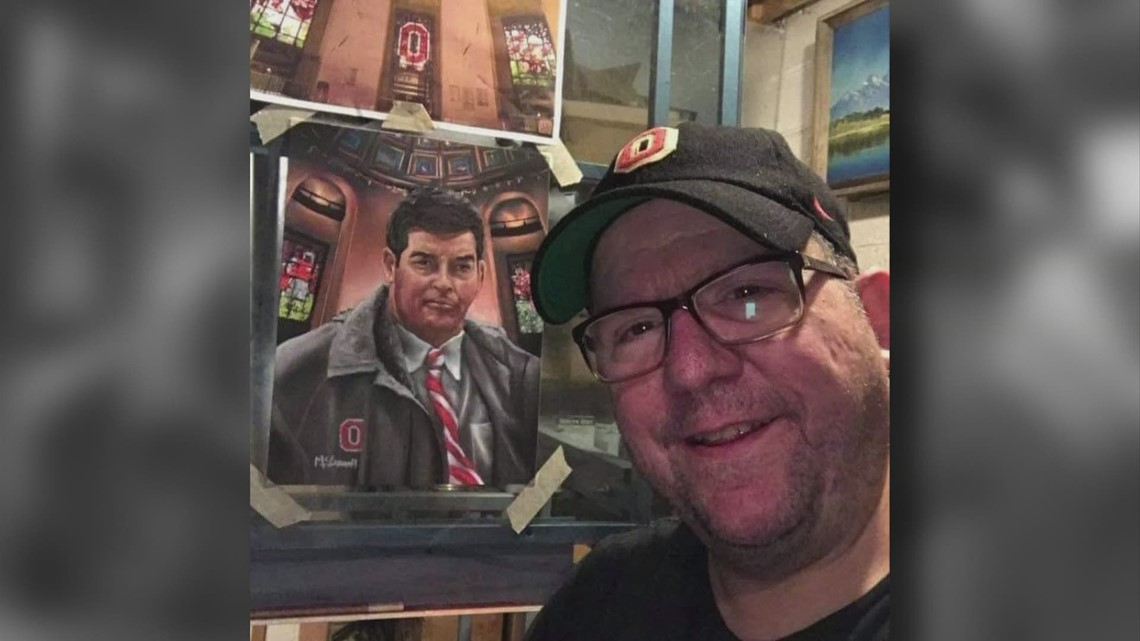 Lancaster man shares pastel perfection showcasing OSU greats