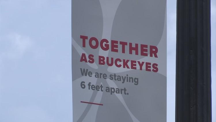 Ohio State watching for gatherings, parties ahead of Halloween, Buckeyes' game