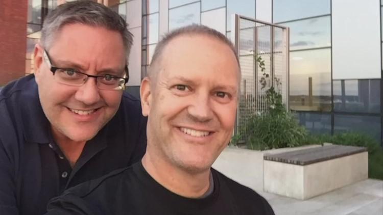 Chris Bradley's husband launches fundraiser with Columbus restaurants to raise money