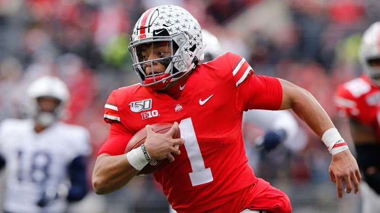 Ohio State Football Schedule For 2020 Season Released Michigan Game Moved To Oct 24 10tv Com