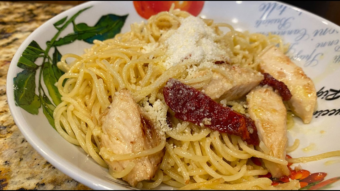 Recipe: Dom Tiberi's (easy-to-make) pasta dish