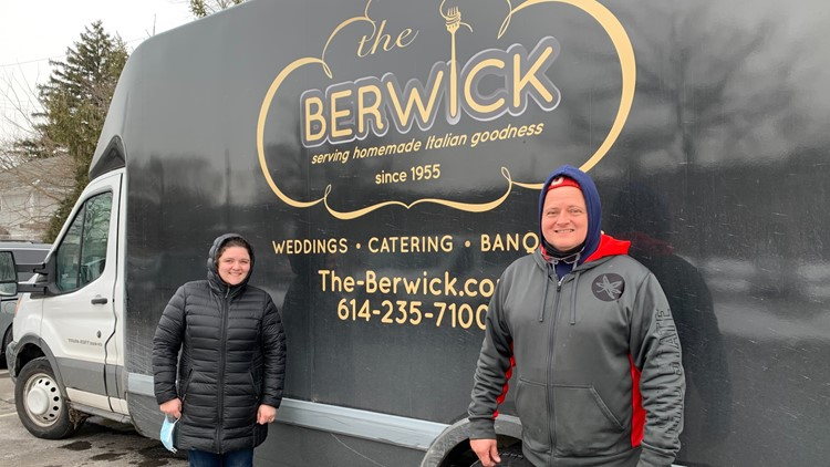Local restaurant & catering company finds creative way to survive, give back to community