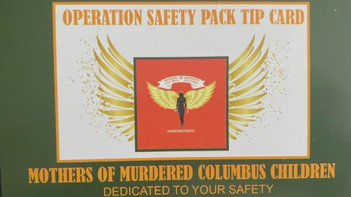 Columbus organization using fanny packs to help educate women on how to stay safe