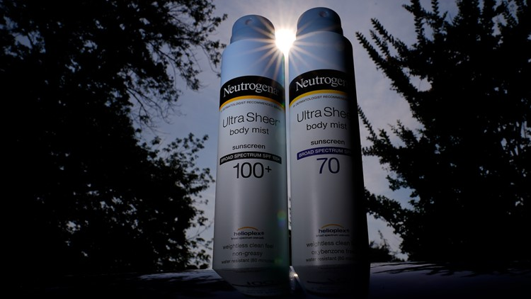 Central Ohio pool-goers mostly unaware of sunscreen recall