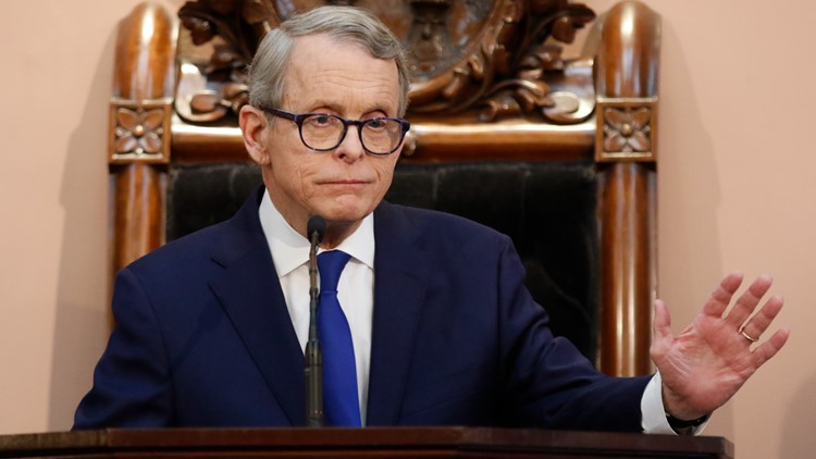 Facing GOP primary, Gov. DeWine feels 'very, very good' about his reelection chances
