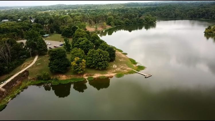 A look at A.W. Marion State Park